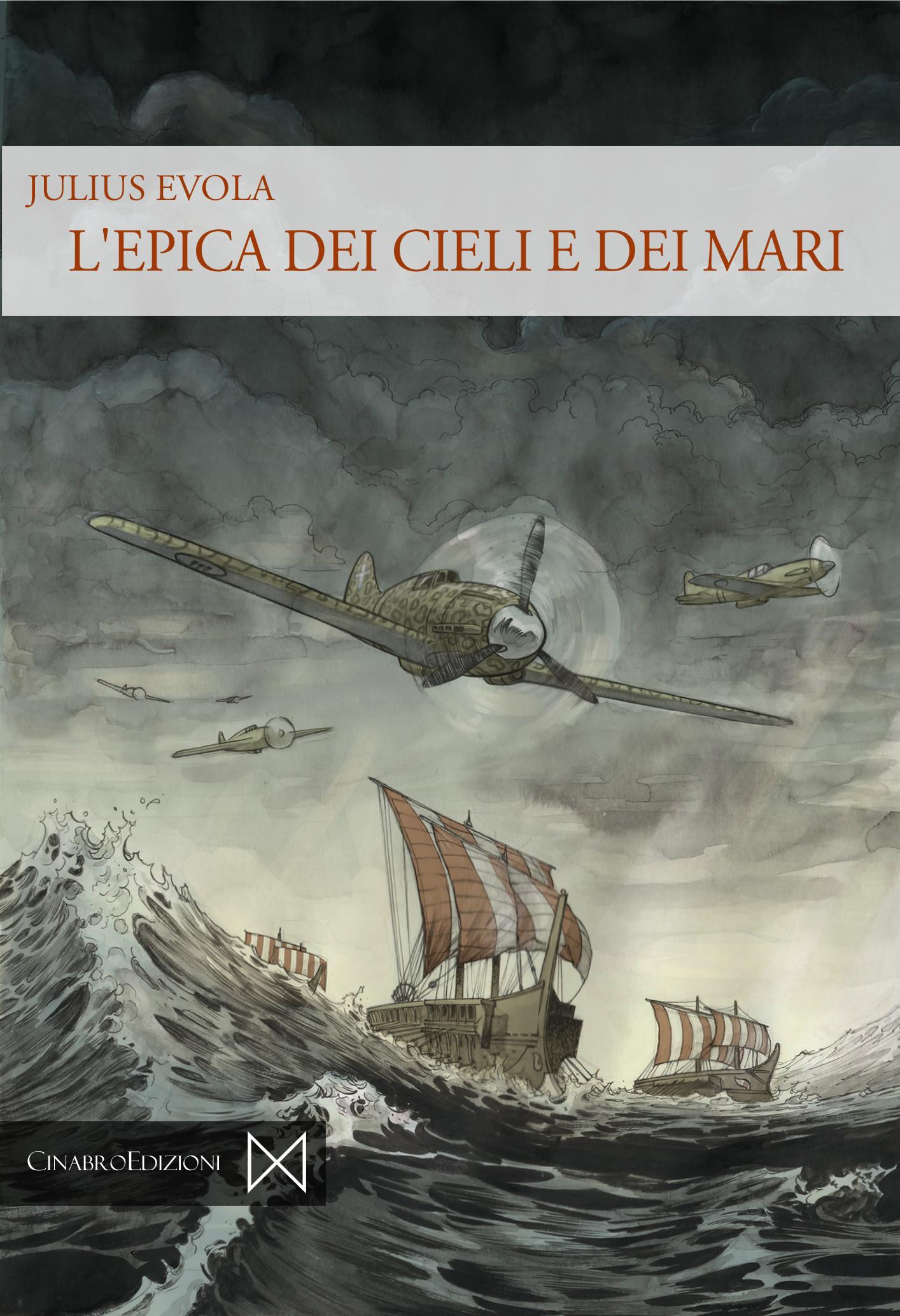 Evola - Epica dei cieli e dei mari